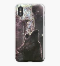 Wolves in the Night iPhone Case