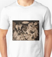 My Guernica: A Picasso Study Unisex T-Shirt