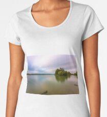 Budapest and the Danube Women's Premium T-Shirt