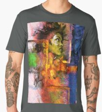 Lauryn Hill Men's Premium T-Shirt