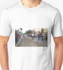 Galations 6:2  2 Carry each other's burdens, and in this way you will fulfill the law of Christ. T-Shirt