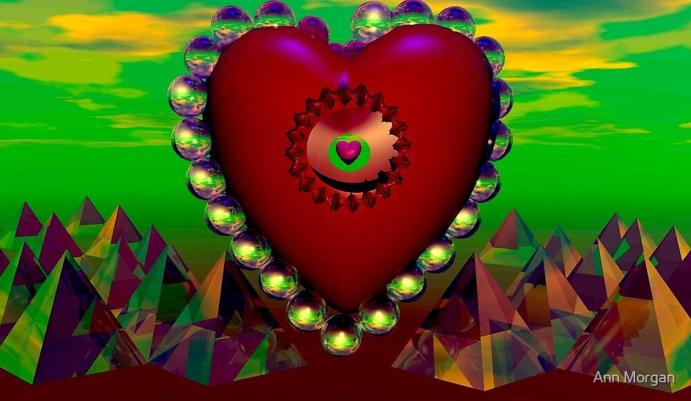 A Heart Apart by Ann Morgan