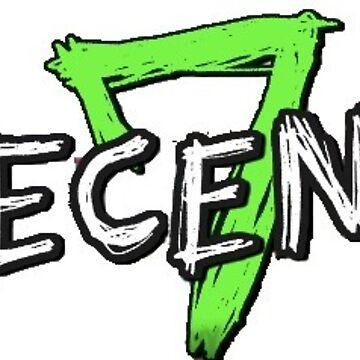 Decent 7 by YTShirtguy