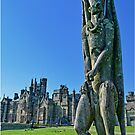 The Castles of Wales - Margam Castle by Remo Kurka