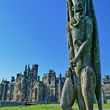 The Castles of Wales - Margam Castle by RemoKurka