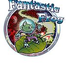 The Fantastic Frog by marlowinc