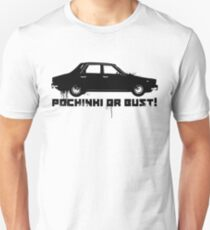Pochinki or Bust! T-Shirt