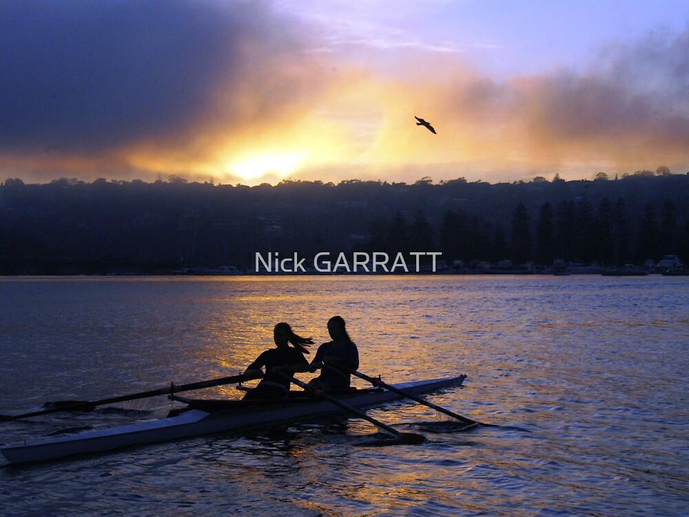 Mosman morning by Nick GARRATT