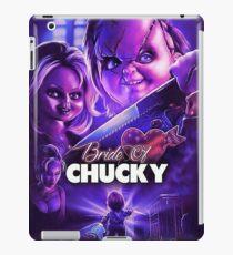 Braut von Chucky iPad-Hülle & Klebefolie