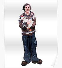 Jeff Mangum als Jen Chickum Poster