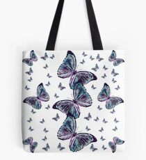 Waltz of the Butterflies | Magical Insects Tote Bag