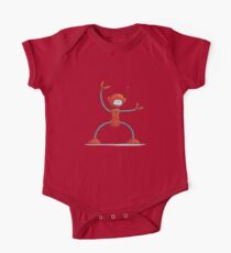 Robot Kung Fu Kids Clothes