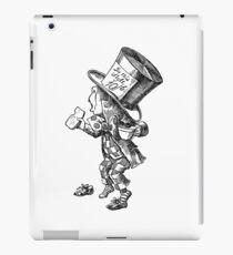 Mad Hatter - Alice in Wonderland iPad Case/Skin