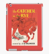 Catcher In the Rye iPad Case/Skin