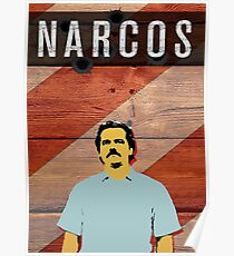 Póster Narcos poster