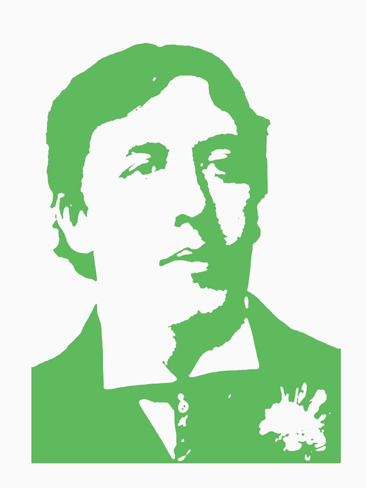 Oscar Wilde Shirt by oscarwilde