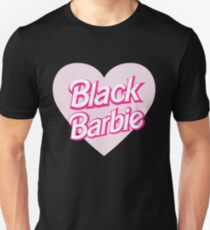 black barbie t shirt T-Shirt