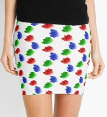 Gummy Bear Dreams Mini Skirt