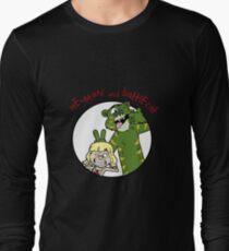 He-man and Battlecat Long Sleeve T-Shirt