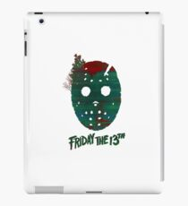 welcome to crystal lake camp iPad Case/Skin