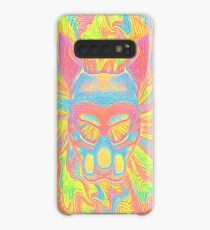 Abstract Mask Case/Skin for Samsung Galaxy
