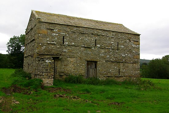 Dales Barn #3 by Trevor Kersley