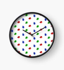 Gummy Bear Scatter Clock