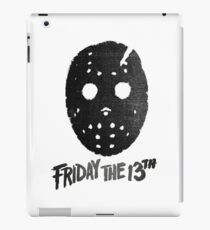 Friday the 13th iPad Case/Skin