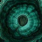 Earth treasures - malachite by JBlaminsky