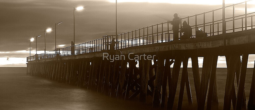 Fishing by Ryan Carter