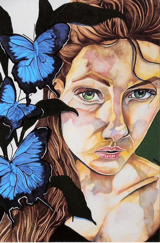Butterflies by Megan Lane