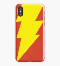 Shazam iPhone Case/Skin