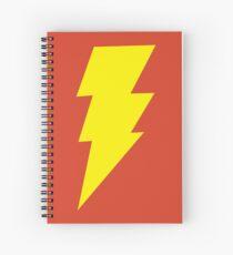 Shazam Spiral Notebook
