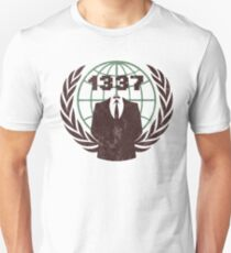 1337 Anonymous Leet Hacker  T-Shirt