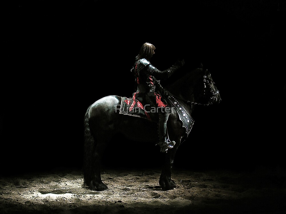 The Black Knight by Ryan Carter