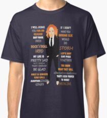 Tim Minchin Quotes Classic T-Shirt