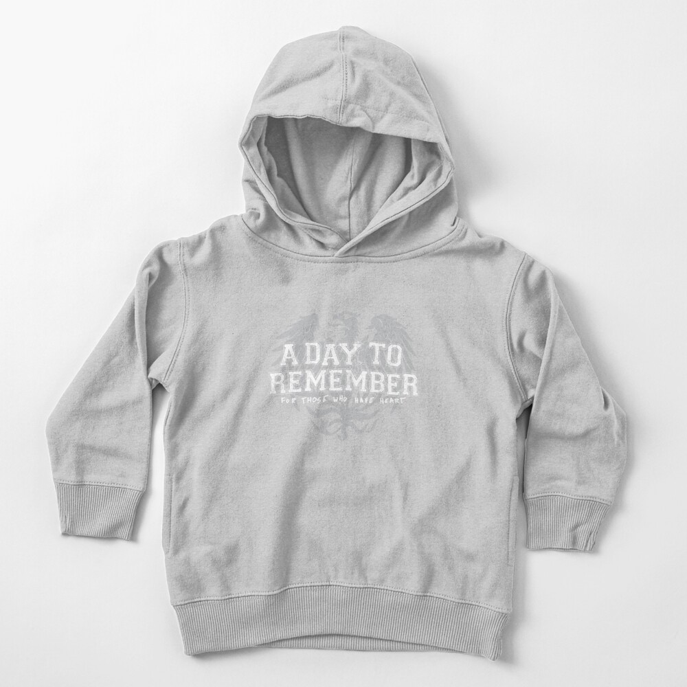 A Day To Remember - For Those Who Have Heart Toddler Pullover Hoodie