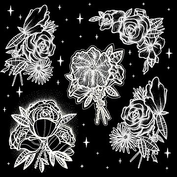 Blumen Nacht von nevhada