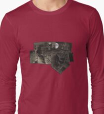 The Void 3 collage Long Sleeve T-Shirt
