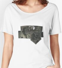 The Void 3 collage Women's Relaxed Fit T-Shirt