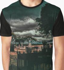 Tombstones Graphic T-Shirt
