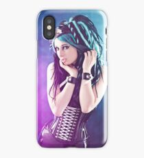 Smoke and Dreads 02 iPhone Case