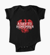A Day To Remember - For Those Who Have Heart II Short Sleeve Baby One-Piece