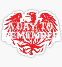 A Day To Remember - For Those Who Have Heart II Sticker