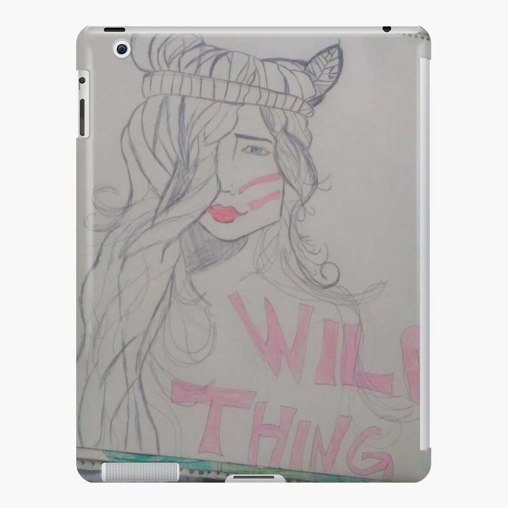 guerra Funda y vinilo para iPad