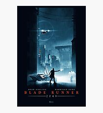 Blade Runner - Poster 1  Photographic Print