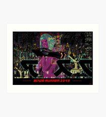 Blade Runner - Poster 2 Kunstdruck