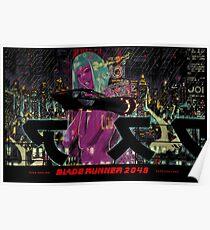 Blade Runner - poster 2 Poster