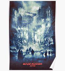 Blade Runner - poster 3 Poster