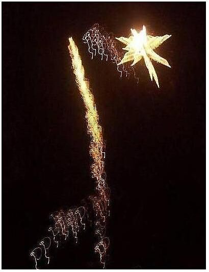 Firework Fairy by kimie